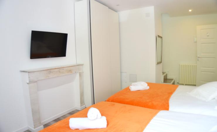 Apartments for long stays maison la douane for Apartments maison am olivaer platz