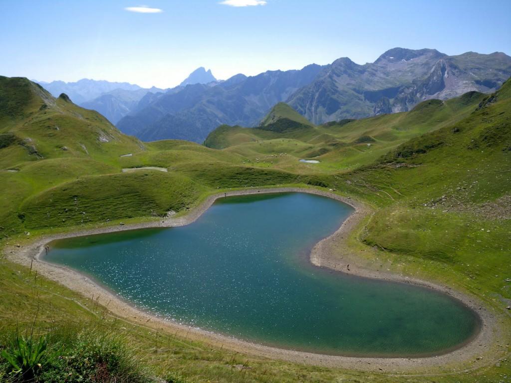 Lac montagnon